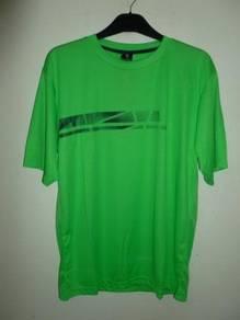 T-shirt jersi GREEN COLOR