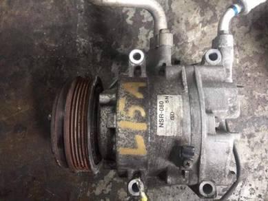 Honda Jazz Compressor Fit L13A L15A Aircond Pump