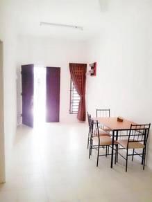 Kampar Putra Single Sty House, 4 Room 4 Bath, 20x70sf, Full Furnished