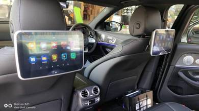 Mercedes benz w222 headrest monitor android