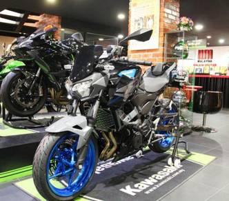 2019 Kawasaki Z400 SE ABS