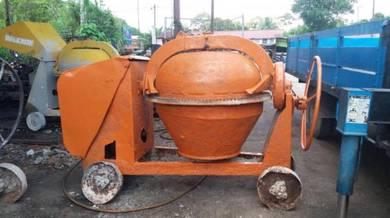 Mixer cement / mesin bancuh simen