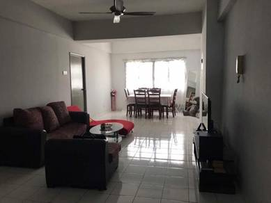 Endah Ria Condo Sri Petaling 946sqft 3Rooms FULLY FURNISHE