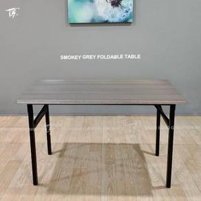 D-Top Foldable Dining Table 60X120cm(Table Only)