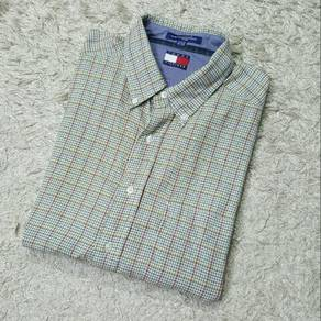 Tommy Hilfiger Checked long sleeve shirt
