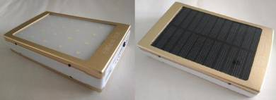 2 in 1 30000mAh Mobile Power Bank Solar Charger