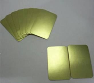 Blade Balancer Sticker 10pcs/set (Golden) W387