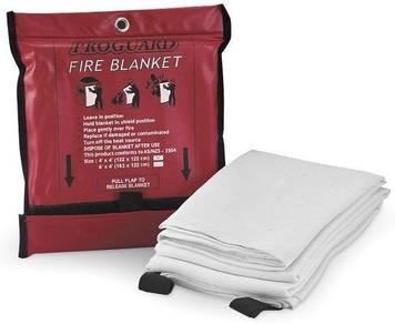 Fire Blanket (4ft x 4ft)/ Selimut Tahan Api