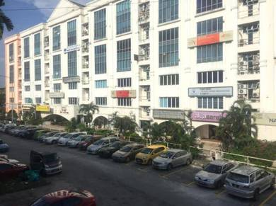 USJ 9 Subang business park office lot renovated