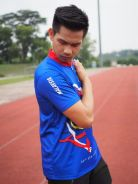 Jersi sea games by ombak exclusive brand