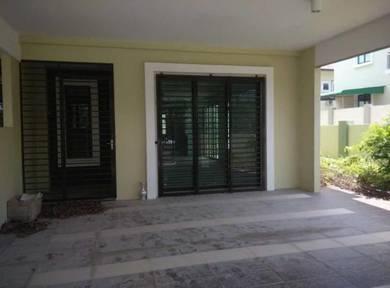 Double-Storey Endlot House, Taman Nada Alam, Batang Benar