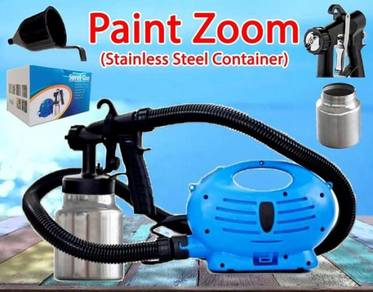 Paint zoom aluminium can 344