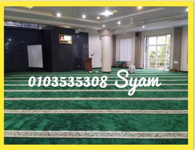 Ipt Mosque Carpet -bekalpasang karpet masjid kedah