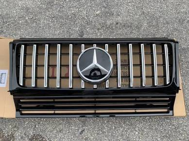 Mercedes benz W463 GT grille W463 AMG grille