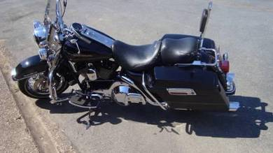 2009 Harley Davidson Road King Maintain Very Well