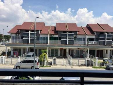 Cheapest in Town Double Storey House in Bandar Puteri Klang