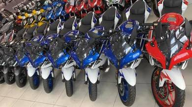 Modenas 200 RS200 Pulsar (Free Apply)