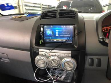 Perodua Myvi MP5/FM Player (Free Reverse Camera)