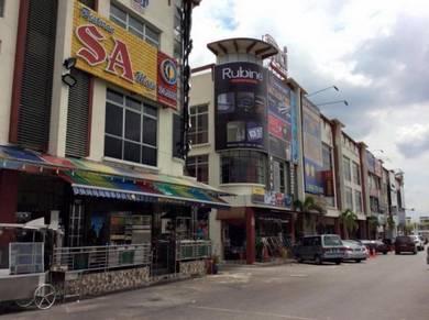 Taman Mutiara Mas 3 Storey Shop Office FOR SALE