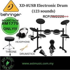 Electronic Drum Behringer xd8usb xd8-usb XD8