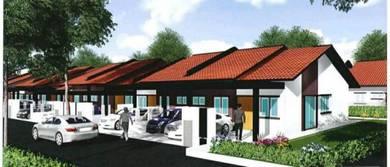 Rumah baru satu tingkat taman jimah bistari, bukit pelanduk, pd