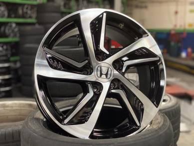 Ori 17 Honda Odyssey Rim Civic Stream HRV BRV CRV