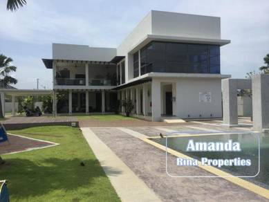[Gated n Guarded] The Residence | 2 storey | club house and facilities