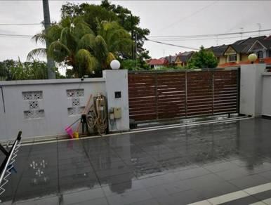 Taman Perling Semi D House Jalan Undan