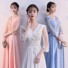 Evening prom dress gown plus size RBP1356