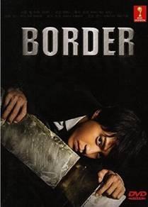 DVD JAPAN DRAMA Border