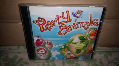 CD Party Animals CD/DVD