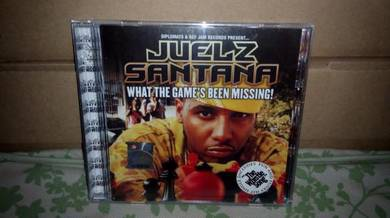 CD Juelz Santana - What The Game's Been Missing