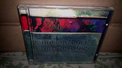 CD Mickey Hart's Mystery Box