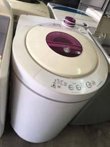 Sharp Mesin Basuh Washing Machine 7.5kg Recon Auto