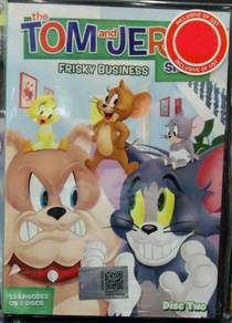DVD The Tom and Jerry Show Frisky Business Disc 2