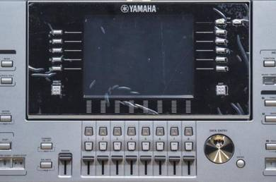 Yamaha Tyros5 76 Arranger Workstation 76 Key Keybo