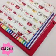 Kain Cotton High Quality & Murah CM2042-45