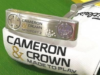 MY Golf - Cameron & Crown Newport 2 Putter - 16/17