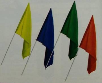 4 Colour Premium Sport House Flag (12's)