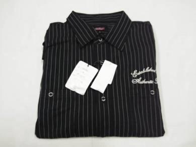 Dickies Black Big Size SS Shirt 5XL (Kod LS1246)