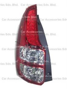 Perodua myvi tail lamp lagi best red white 2011