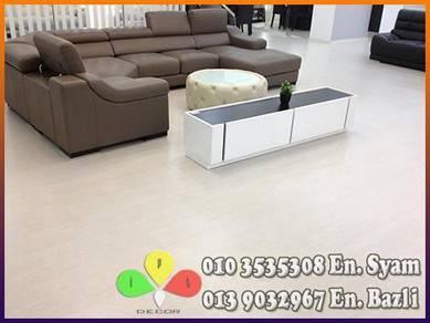 Vinyl PVC 3mm, SPC floor 4mm, Laminate floor 8mm