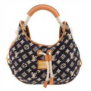Louis Vuitton Multi-Colored Monogram Nylon/Leather