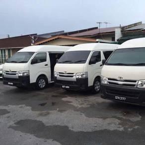Perkhidmatan Van dan Rental Kuching