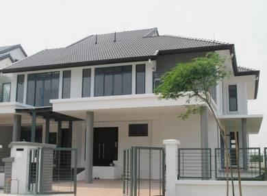 PEMAJU: 13% REBAT CASH Back 17K FULL Loan 24x87 FREEHOLD 5m Setia Alam
