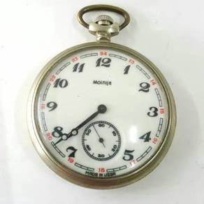 Vintage Malnija Pocket Watch