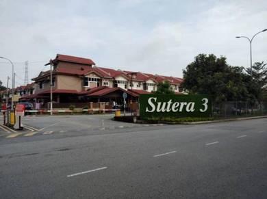 Rumah Teres 2 Tingkat untuk dijual Taman Sutera Kajang