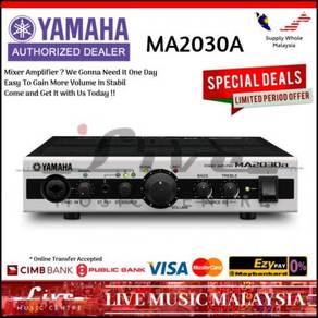 Yamaha MA2030A 2 Channel Com Mixer Amp (MA-2030A)