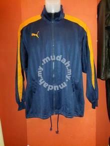 Baju Puma sweater jaket -L- FREE POSTAGE