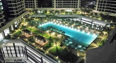 [ Newly COMPLETED ] FREEHOLD - KL Traders Square Residences, Gombak